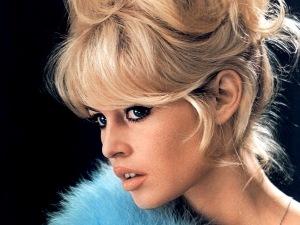 wanita tercantik sepanjang masa, Brigitte Bardot