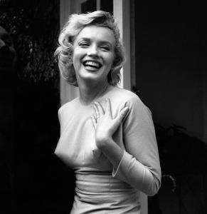 wanita tercantik sepanjang masa, Marilyn Monroe