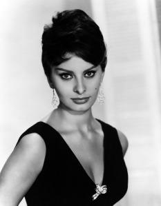 wanita tercantik sepanjang masa, Sophia Loren