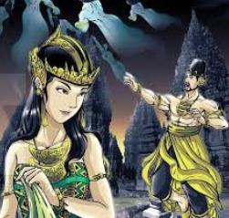 cerita legenda roro jongrang