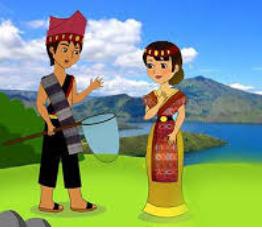 cerita rakyat danau toba