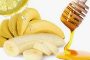 mengatasi rambut lepek dengan pisang dan minyak zaitun