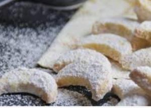 resep kue kering putri salju yang populer