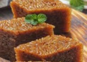 Resep Kue Basah Wajik