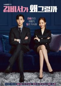 drama korea terbaru 2018 secretary kim