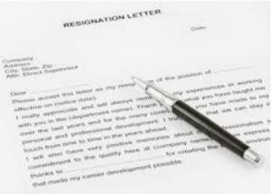 10 Contoh Surat Pengunduran Diri Resign Dari Kerja Dan